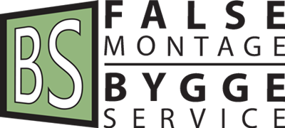 BS FALSE MONTAGE, Logo